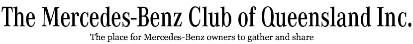 Qld Mercedes-Benz Club